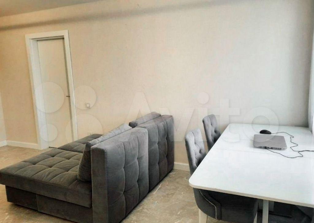 Продажа двухкомнатной квартиры деревня Брёхово, цена 10450000 рублей, 2021 год объявление №680710 на megabaz.ru