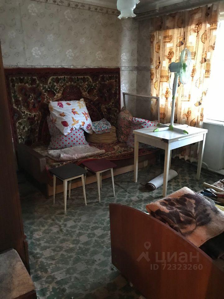 Продажа двухкомнатной квартиры село Узуново, Почтовая улица 4, цена 1000000 рублей, 2021 год объявление №624817 на megabaz.ru
