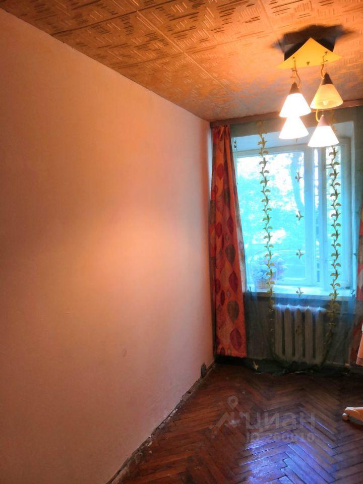 Продажа двухкомнатной квартиры Москва, метро Каширская, Каширский проезд 9к3, цена 10600000 рублей, 2021 год объявление №648614 на megabaz.ru