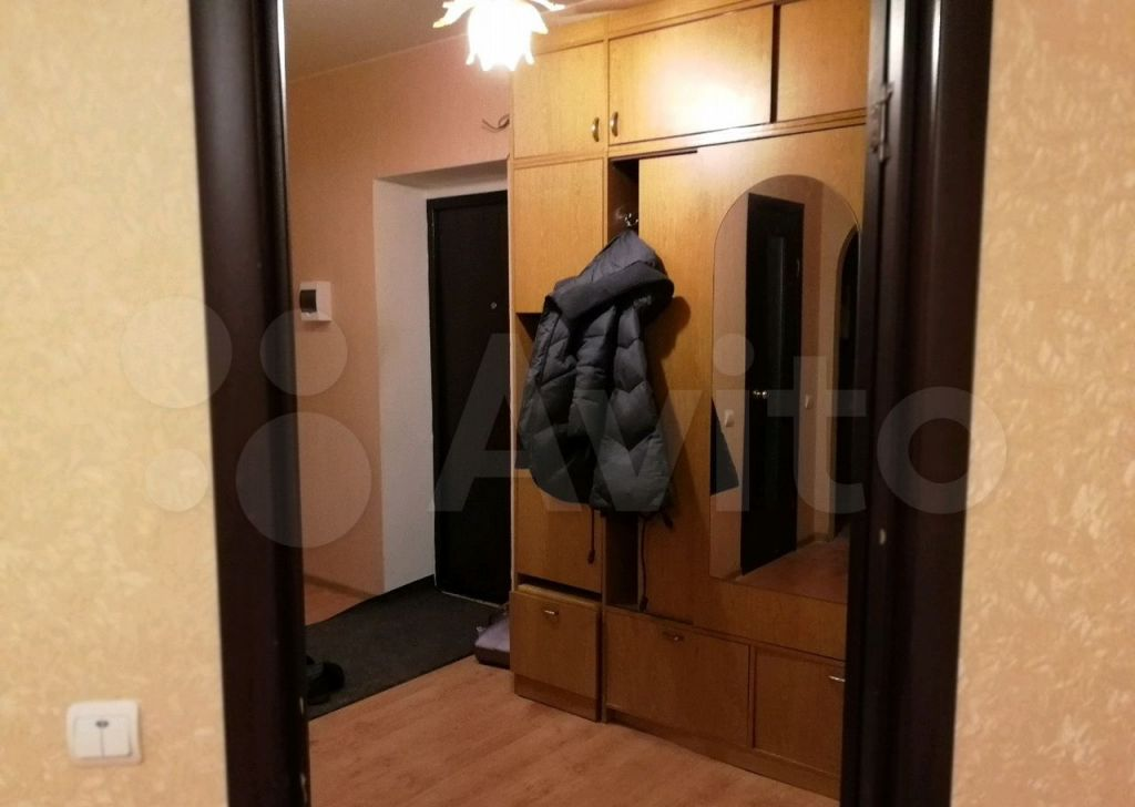 Аренда однокомнатной квартиры Павловский Посад, Южная улица 5, цена 21000 рублей, 2021 год объявление №1461570 на megabaz.ru