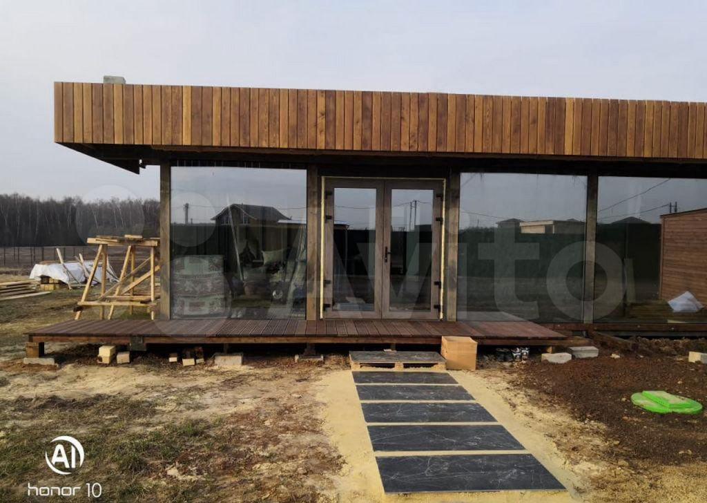 Продажа дома деревня Какузево, Дачная улица, цена 11500000 рублей, 2021 год объявление №607505 на megabaz.ru
