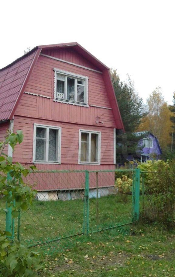 Продажа дома садовое товарищество Вертолет, 13-я линия, цена 990000 рублей, 2021 год объявление №653958 на megabaz.ru