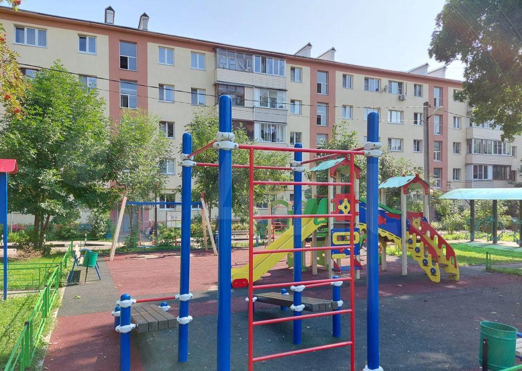 Продажа двухкомнатной квартиры поселок Быково, Московская улица 4, цена 5400000 рублей, 2021 год объявление №676968 на megabaz.ru
