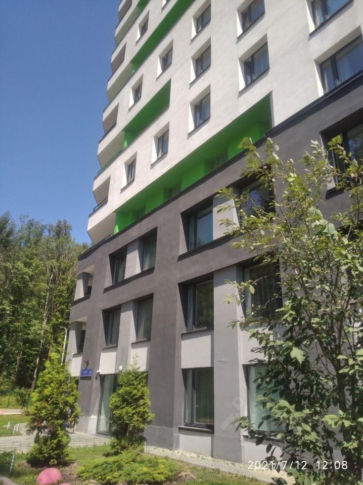 Продажа однокомнатной квартиры деревня Подолино, Беговая улица 14, цена 4500000 рублей, 2021 год объявление №647521 на megabaz.ru