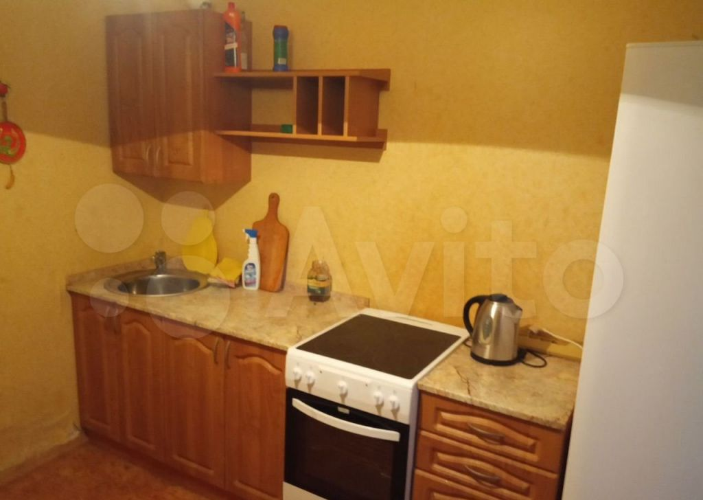 Аренда однокомнатной квартиры поселок Зеленый, Школьная улица 11, цена 18000 рублей, 2021 год объявление №1427043 на megabaz.ru