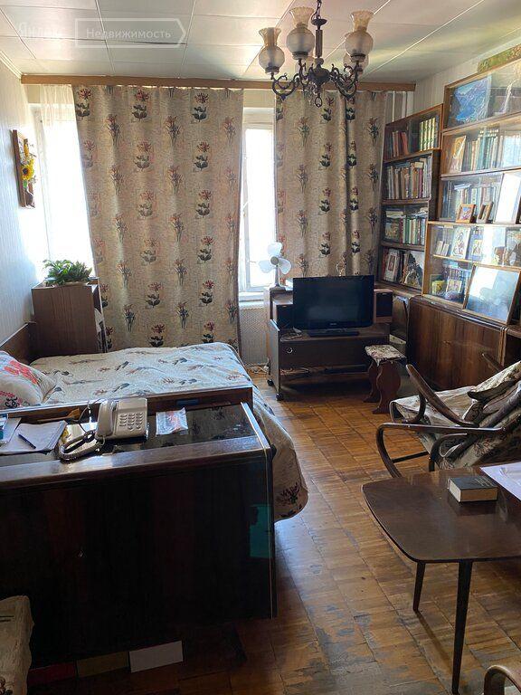 Продажа двухкомнатной квартиры Москва, метро Бауманская, улица Фридриха Энгельса 7-21, цена 15700000 рублей, 2021 год объявление №666814 на megabaz.ru