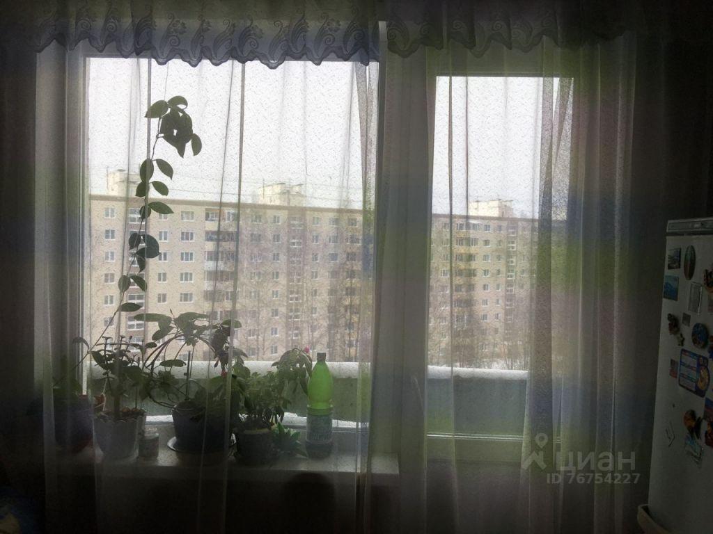 Продажа трёхкомнатной квартиры Клин, метро Речной вокзал, улица 50 лет Октября 9А, цена 5250000 рублей, 2021 год объявление №657851 на megabaz.ru