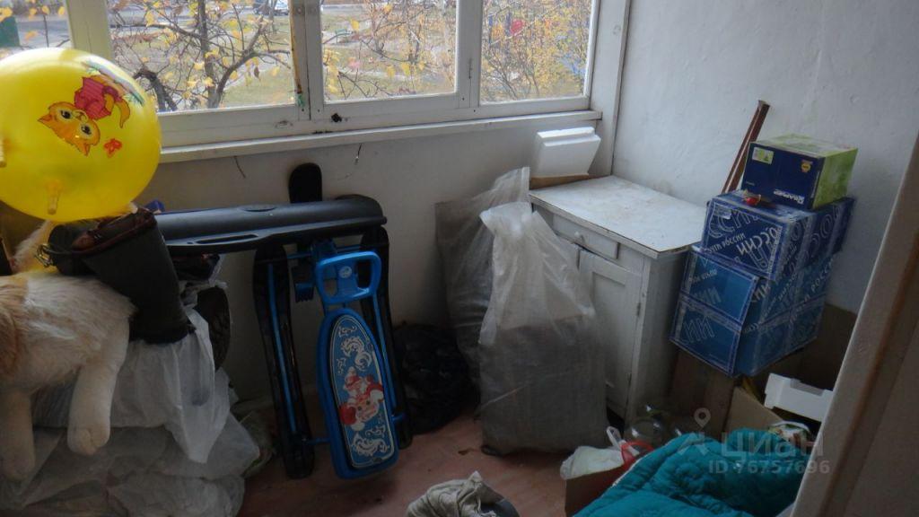 Продажа трёхкомнатной квартиры Бронницы, Строительная улица 9, цена 6450000 рублей, 2021 год объявление №657932 на megabaz.ru