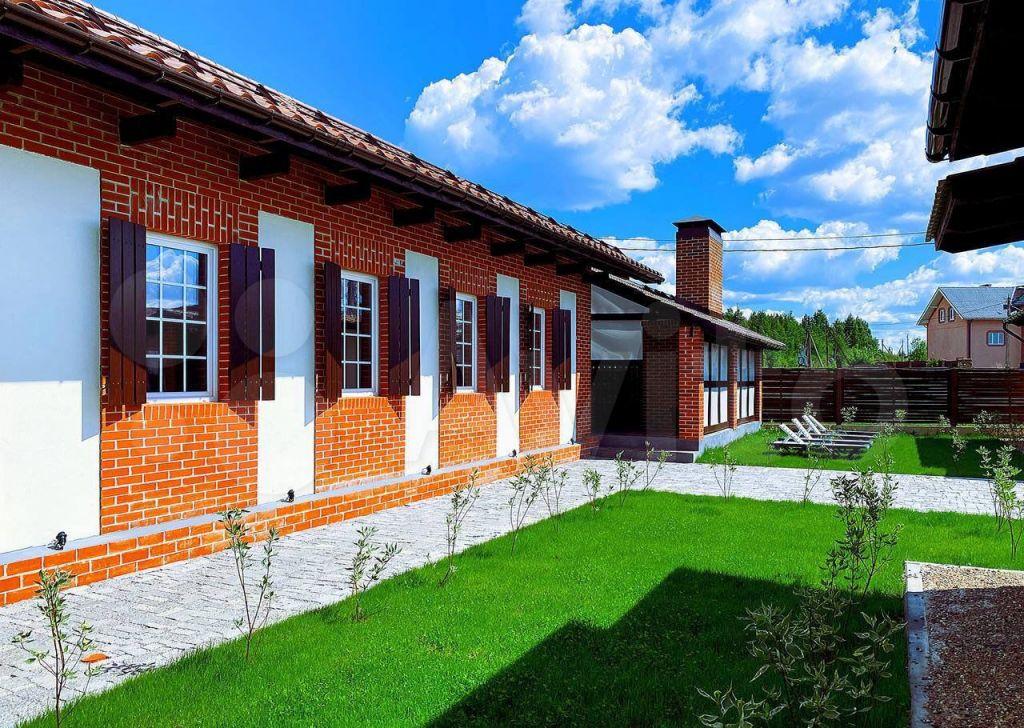 Аренда дома деревня Большое Буньково, Фабричная улица 67А, цена 24000 рублей, 2021 год объявление №1425355 на megabaz.ru