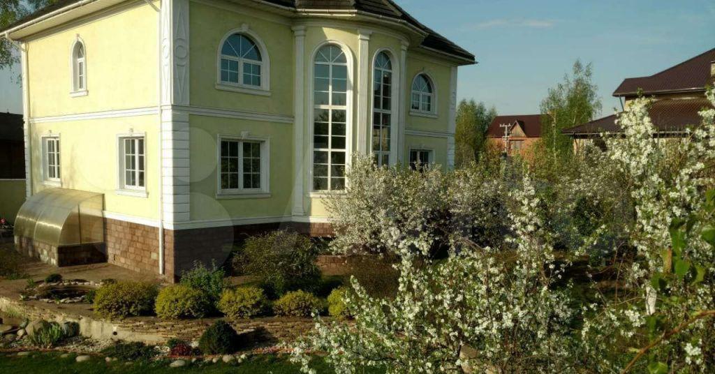 Продажа дома поселок Вешки, цена 33500000 рублей, 2021 год объявление №693542 на megabaz.ru