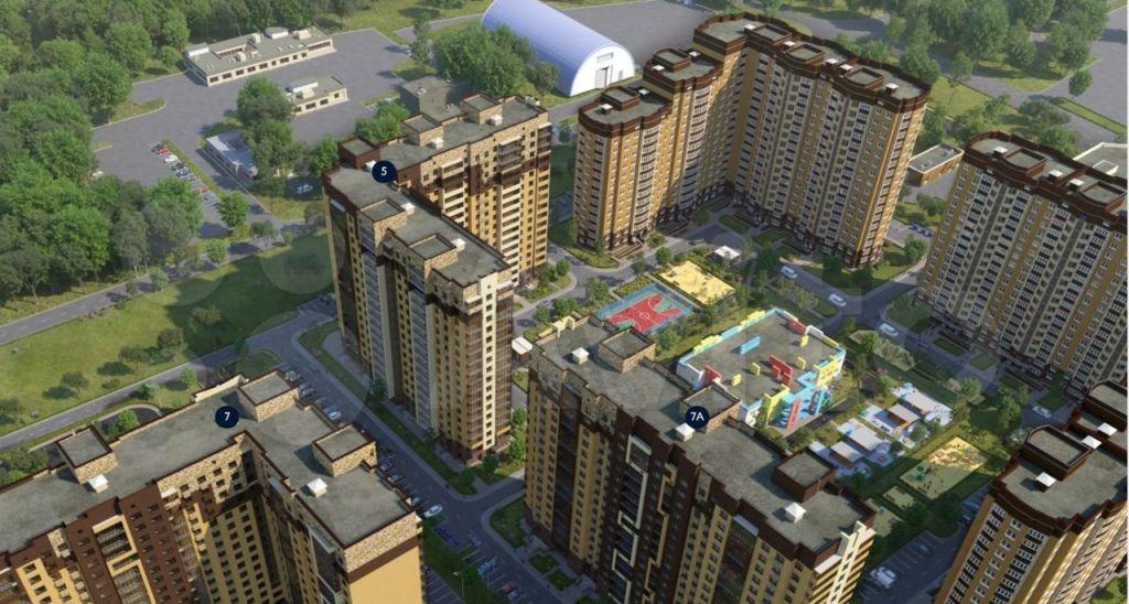 Продажа однокомнатной квартиры поселок Поведники, Заречная улица 7, цена 4250000 рублей, 2021 год объявление №671271 на megabaz.ru