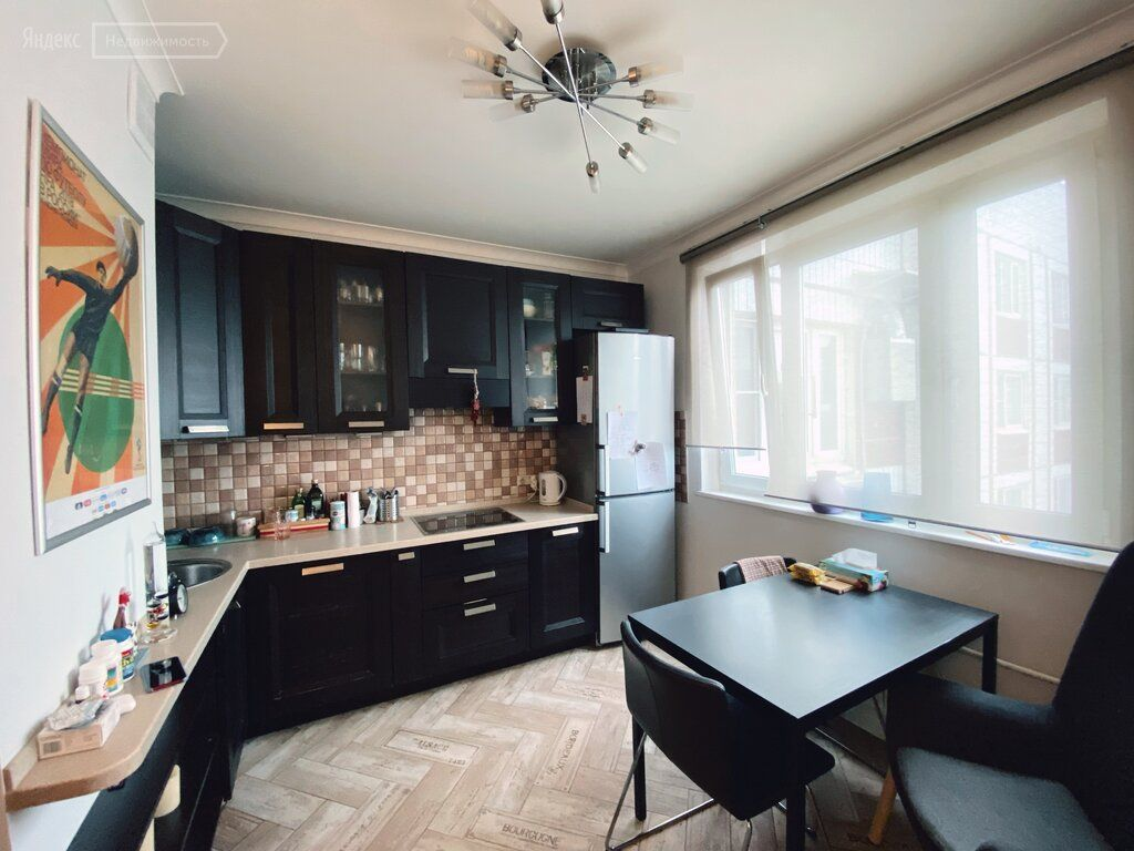 Продажа трёхкомнатной квартиры Москва, метро Полежаевская, Хорошёвское шоссе 66, цена 21900000 рублей, 2021 год объявление №654052 на megabaz.ru
