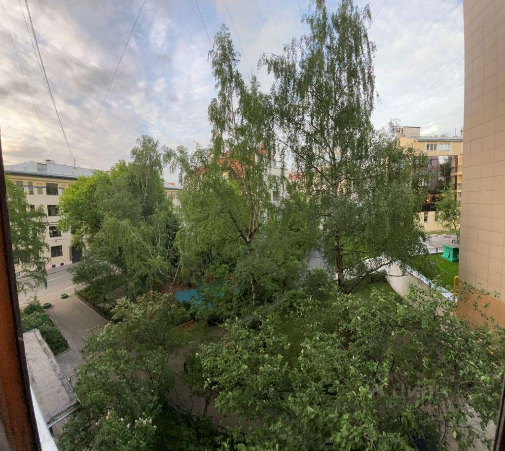 Продажа трёхкомнатной квартиры Москва, метро Сухаревская, Большой Сухаревский переулок 14, цена 25900000 рублей, 2021 год объявление №654411 на megabaz.ru