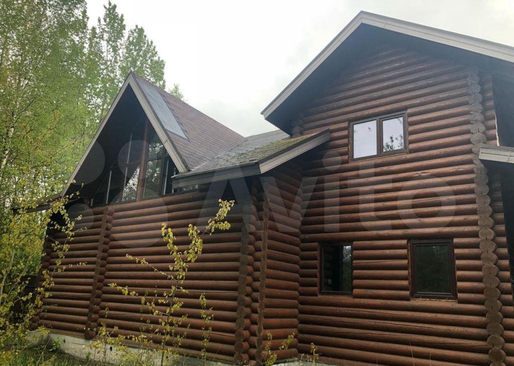 Продажа дома деревня Починки, улица Горького 57А, цена 7500000 рублей, 2021 год объявление №533179 на megabaz.ru