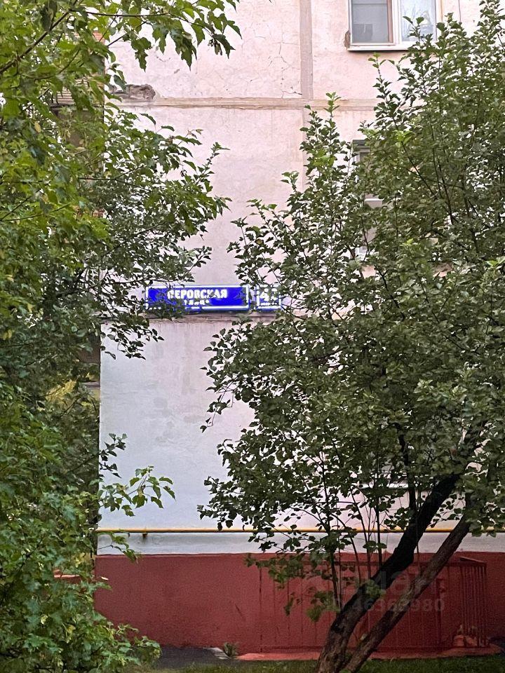 Продажа однокомнатной квартиры Москва, метро Перово, Перовская улица 42к2, цена 10000000 рублей, 2021 год объявление №654457 на megabaz.ru