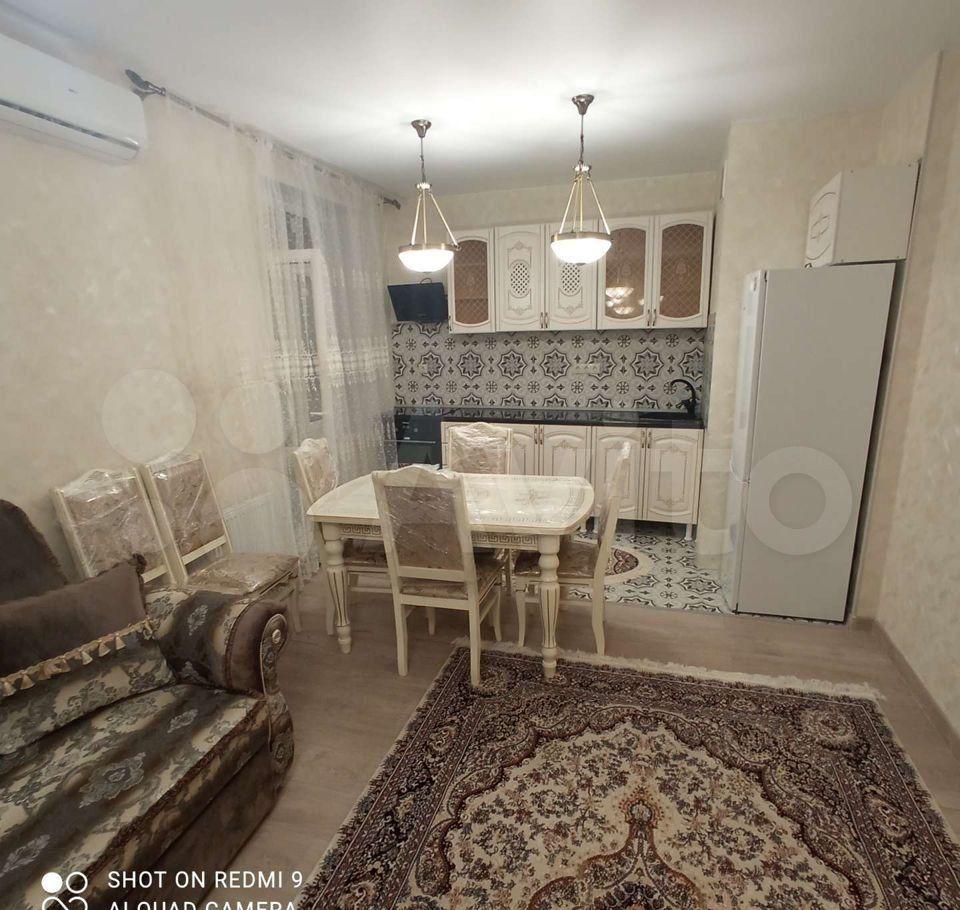 Аренда двухкомнатной квартиры деревня Сабурово, Парковая улица 27, цена 40000 рублей, 2021 год объявление №1425663 на megabaz.ru