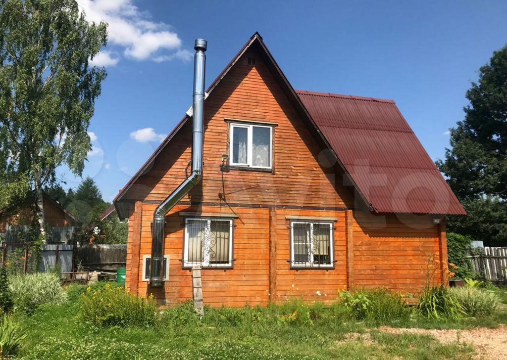 Продажа дома СНТ Заозёрный, Фрязинская улица 13, цена 3500000 рублей, 2021 год объявление №654757 на megabaz.ru