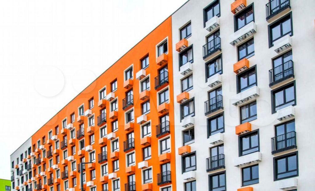 Продажа однокомнатной квартиры поселок Ильинское-Усово, Заповедная улица 10, цена 4370000 рублей, 2021 год объявление №680527 на megabaz.ru