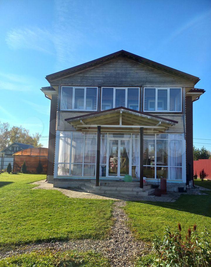 Продажа дома деревня Ходаево, цена 14000000 рублей, 2021 год объявление №707979 на megabaz.ru