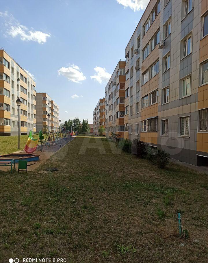 Продажа однокомнатной квартиры деревня Марусино, Заречная улица 34к2, цена 4650000 рублей, 2021 год объявление №654942 на megabaz.ru