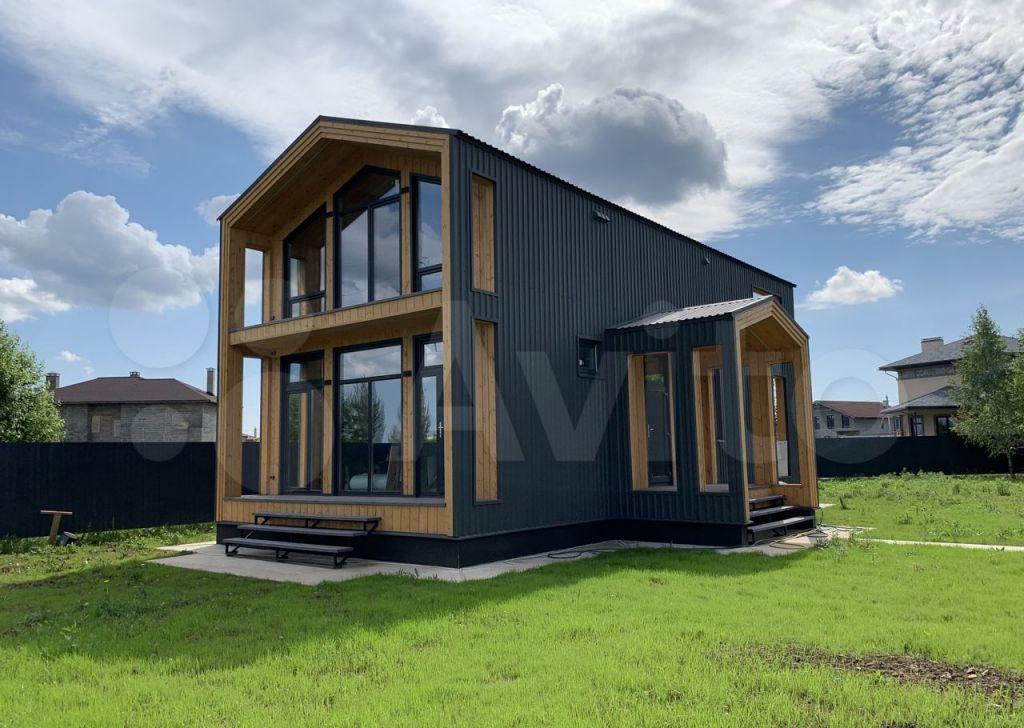 Продажа дома деревня Петровское, цена 16000000 рублей, 2021 год объявление №656012 на megabaz.ru