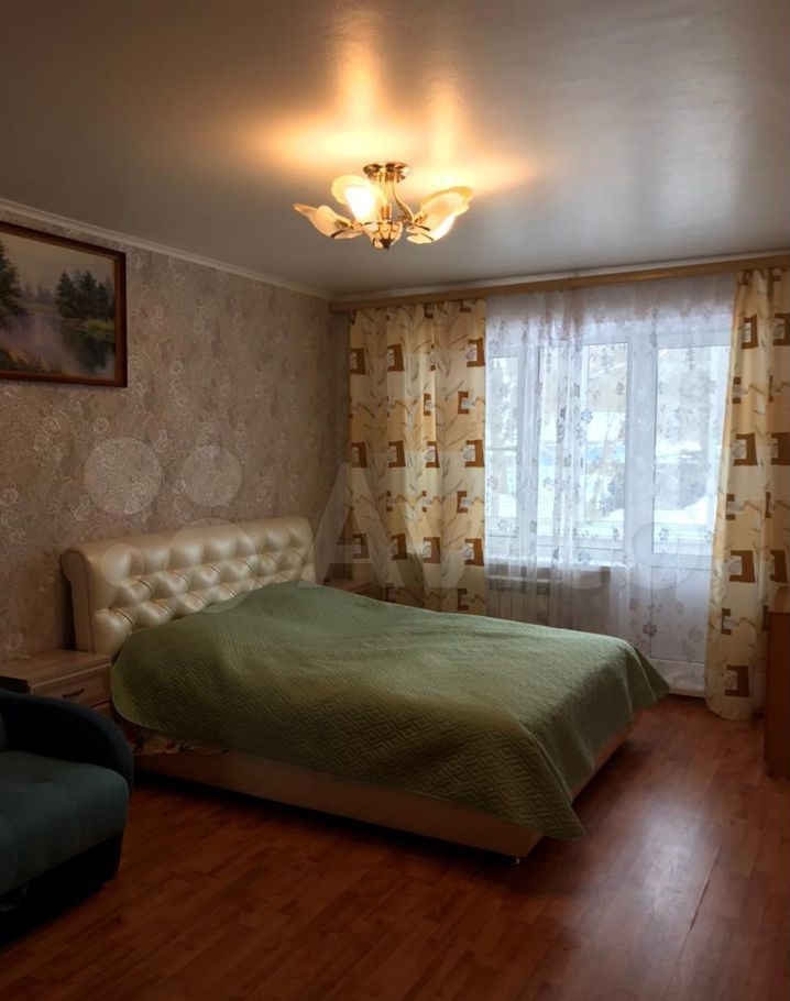 Аренда однокомнатной квартиры село Атепцево, Речная улица 11, цена 15000 рублей, 2021 год объявление №1426102 на megabaz.ru