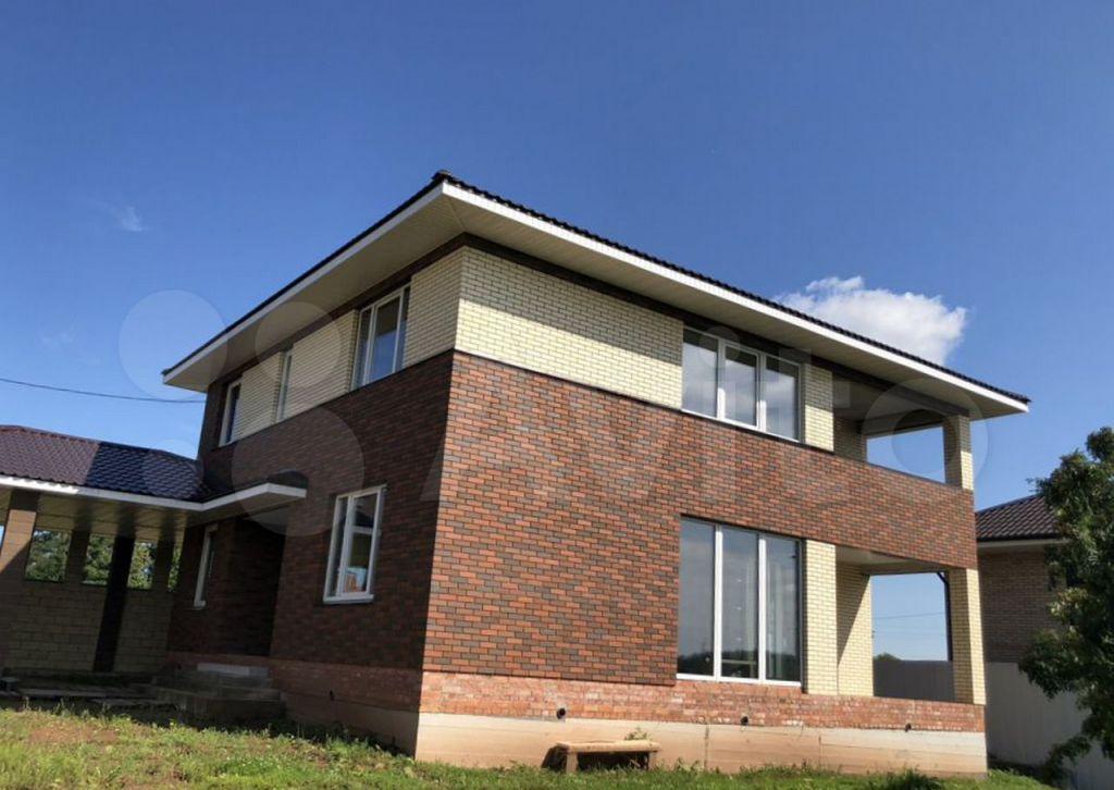 Продажа дома деревня Введенское, цена 9000000 рублей, 2021 год объявление №654831 на megabaz.ru