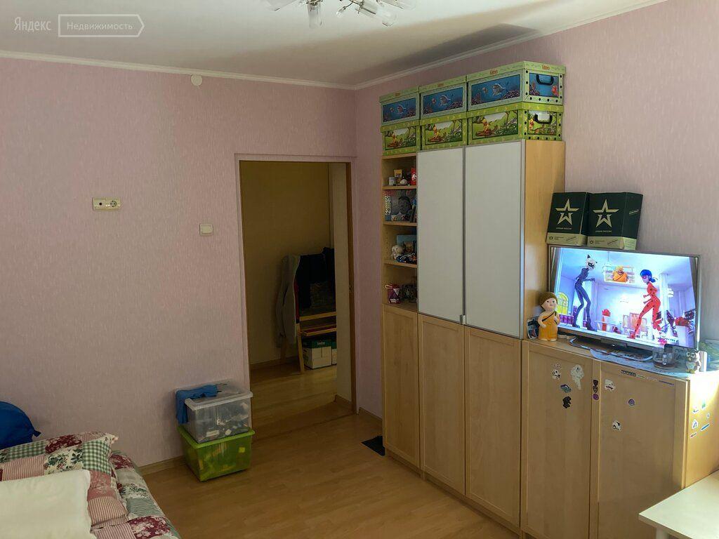 Продажа двухкомнатной квартиры рабочий посёлок Нахабино, Новая улица 8, цена 9150000 рублей, 2021 год объявление №706151 на megabaz.ru