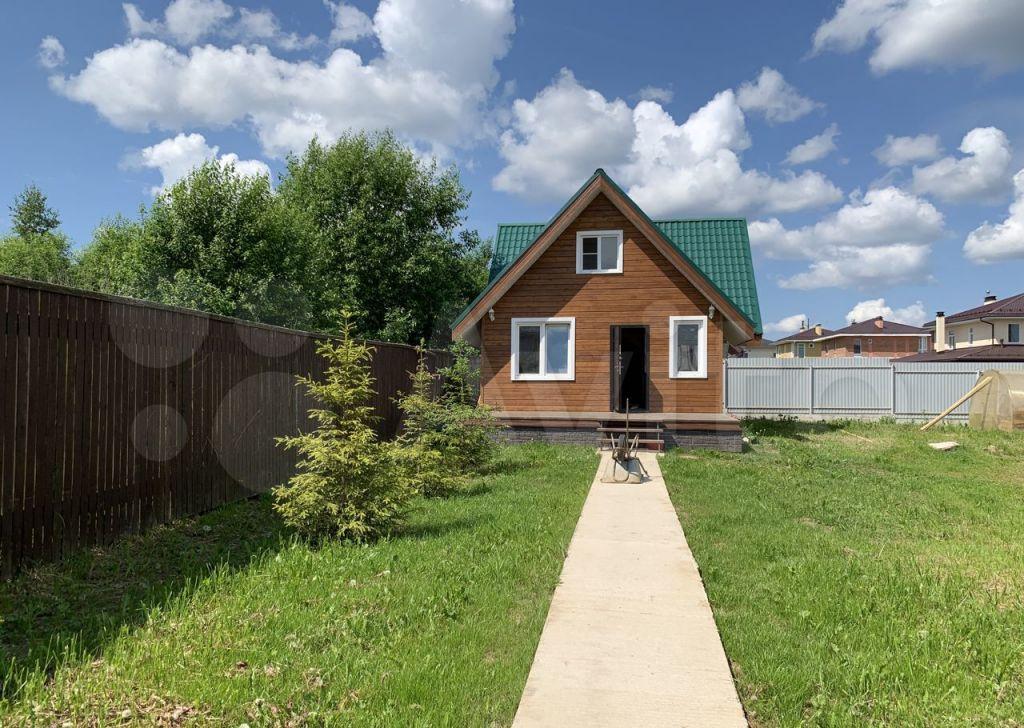 Продажа дома деревня Петровское, цена 7000000 рублей, 2021 год объявление №638997 на megabaz.ru