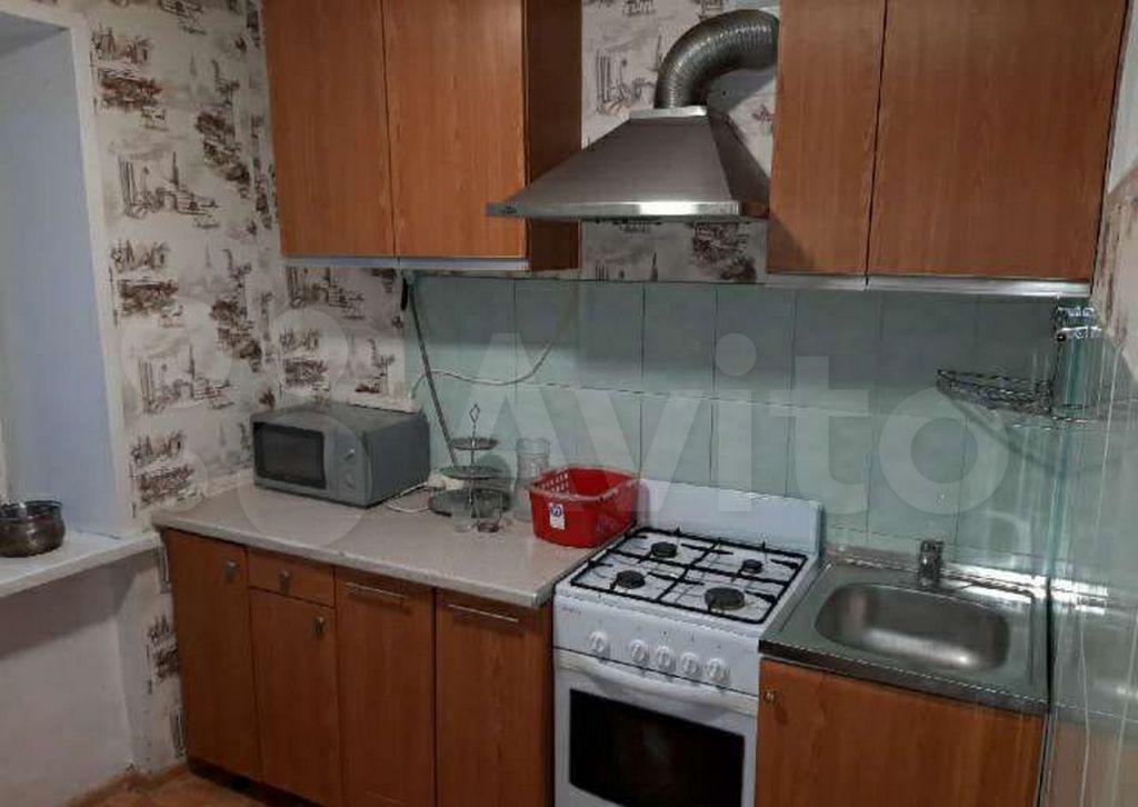 Аренда двухкомнатной квартиры Кашира, Садовая улица 2/11, цена 16000 рублей, 2021 год объявление №1426384 на megabaz.ru