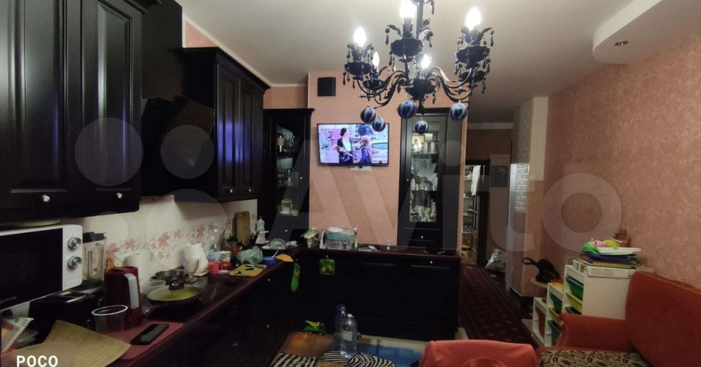 Продажа однокомнатной квартиры деревня Малые Вязёмы, Петровское шоссе 5, цена 8300000 рублей, 2021 год объявление №655346 на megabaz.ru