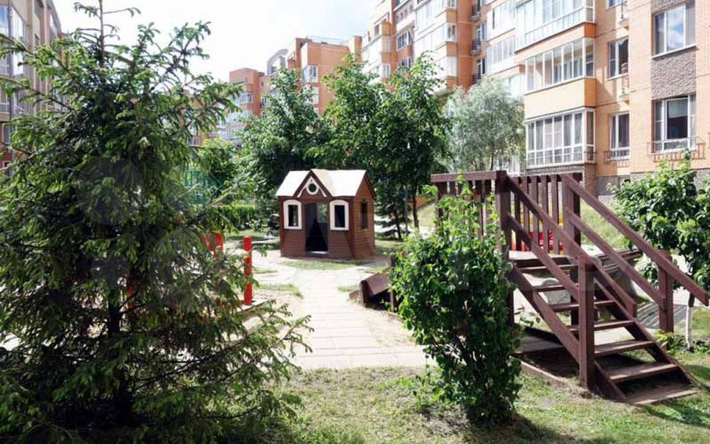 Продажа двухкомнатной квартиры поселок Архангельское, цена 13250000 рублей, 2021 год объявление №609823 на megabaz.ru