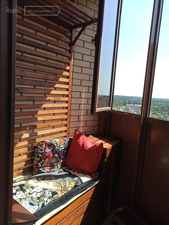 Продажа однокомнатной квартиры Одинцово, Триумфальная улица 5, цена 7250000 рублей, 2021 год объявление №659480 на megabaz.ru