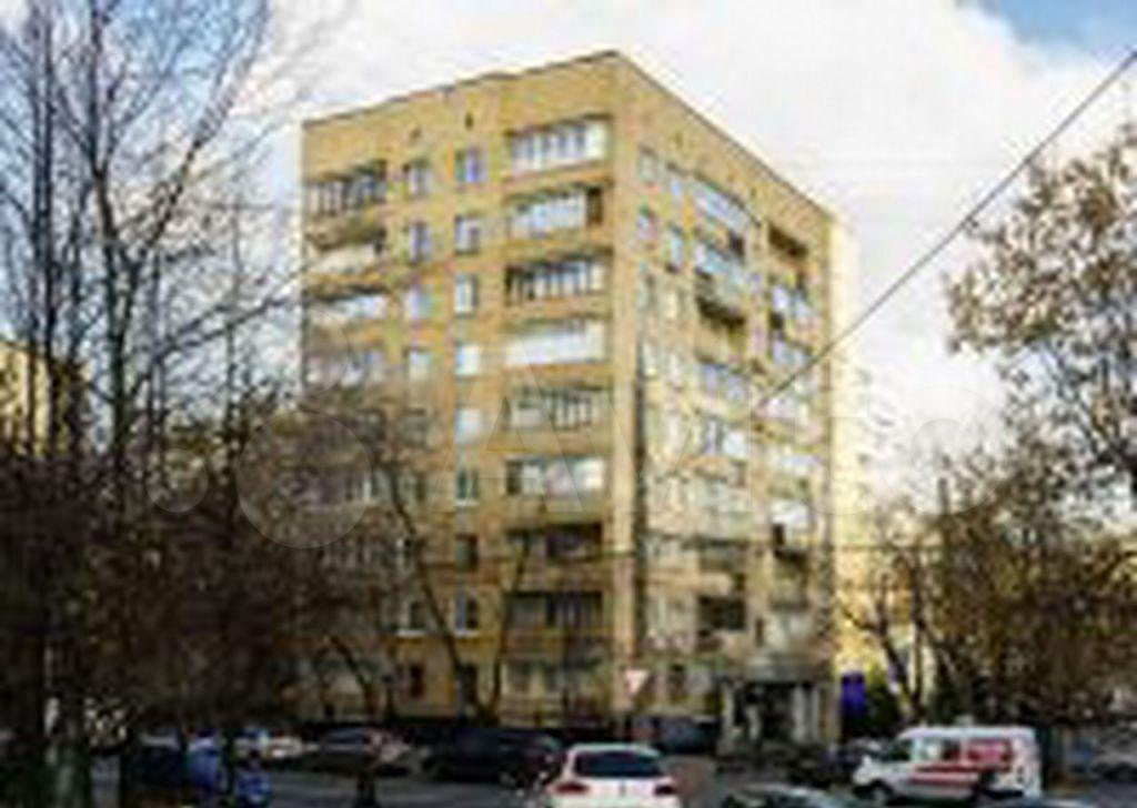 Продажа однокомнатной квартиры Москва, метро Варшавская, Болотниковская улица 7А, цена 8250000 рублей, 2021 год объявление №661655 на megabaz.ru