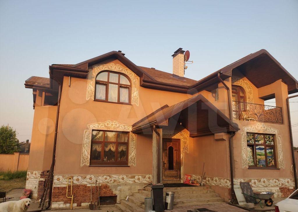 Продажа дома поселок опытного хозяйства Ермолино, цена 30500000 рублей, 2021 год объявление №656375 на megabaz.ru