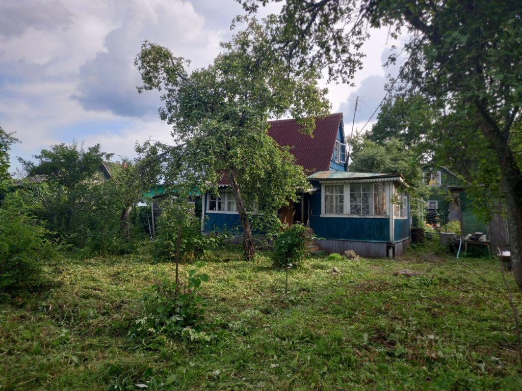 Продажа дома садовое товарищество Лесное, 4-я линия, цена 580000 рублей, 2021 год объявление №638666 на megabaz.ru