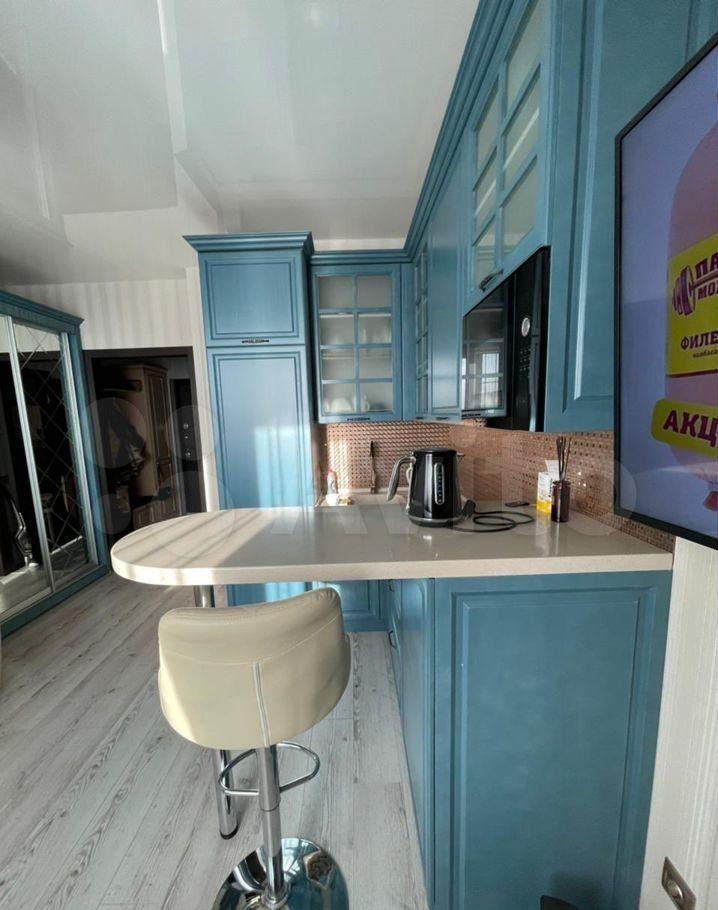 Продажа студии деревня Мисайлово, Пригородное шоссе 10, цена 4600000 рублей, 2021 год объявление №668244 на megabaz.ru