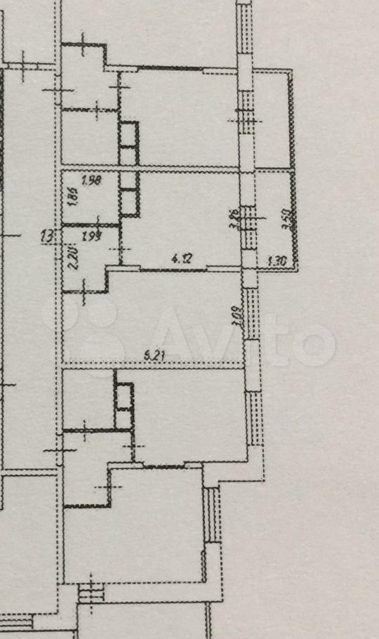 Продажа однокомнатной квартиры поселок Поведники, Заречная улица 7, цена 5000000 рублей, 2021 год объявление №678060 на megabaz.ru