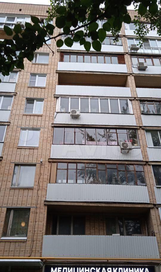 Продажа однокомнатной квартиры Москва, метро Крестьянская застава, Воронцовская улица 26, цена 13000000 рублей, 2021 год объявление №655555 на megabaz.ru