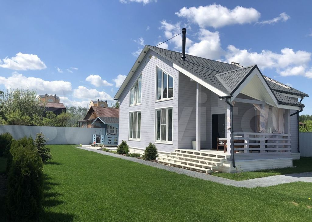 Продажа дома дачный посёлок Кратово, 5-я Сиреневая улица, цена 15000000 рублей, 2021 год объявление №645175 на megabaz.ru