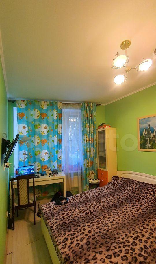 Продажа двухкомнатной квартиры деревня Подолино, Беговая улица 10, цена 5900000 рублей, 2021 год объявление №655594 на megabaz.ru