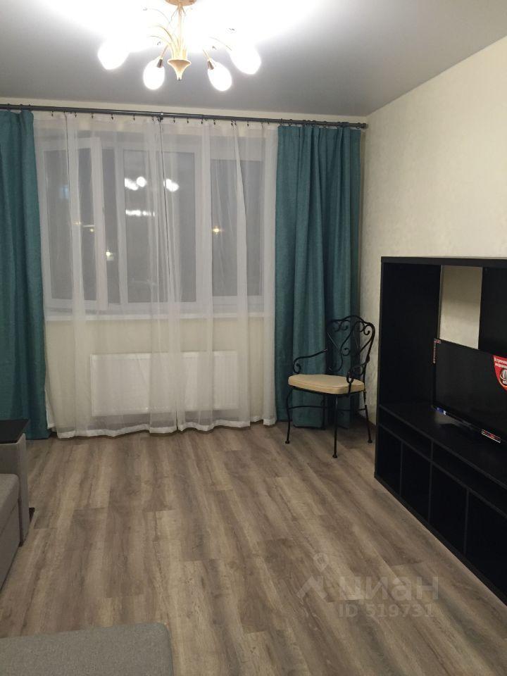 Аренда однокомнатной квартиры деревня Исаково, Рябиновая улица 13, цена 25000 рублей, 2021 год объявление №1427196 на megabaz.ru