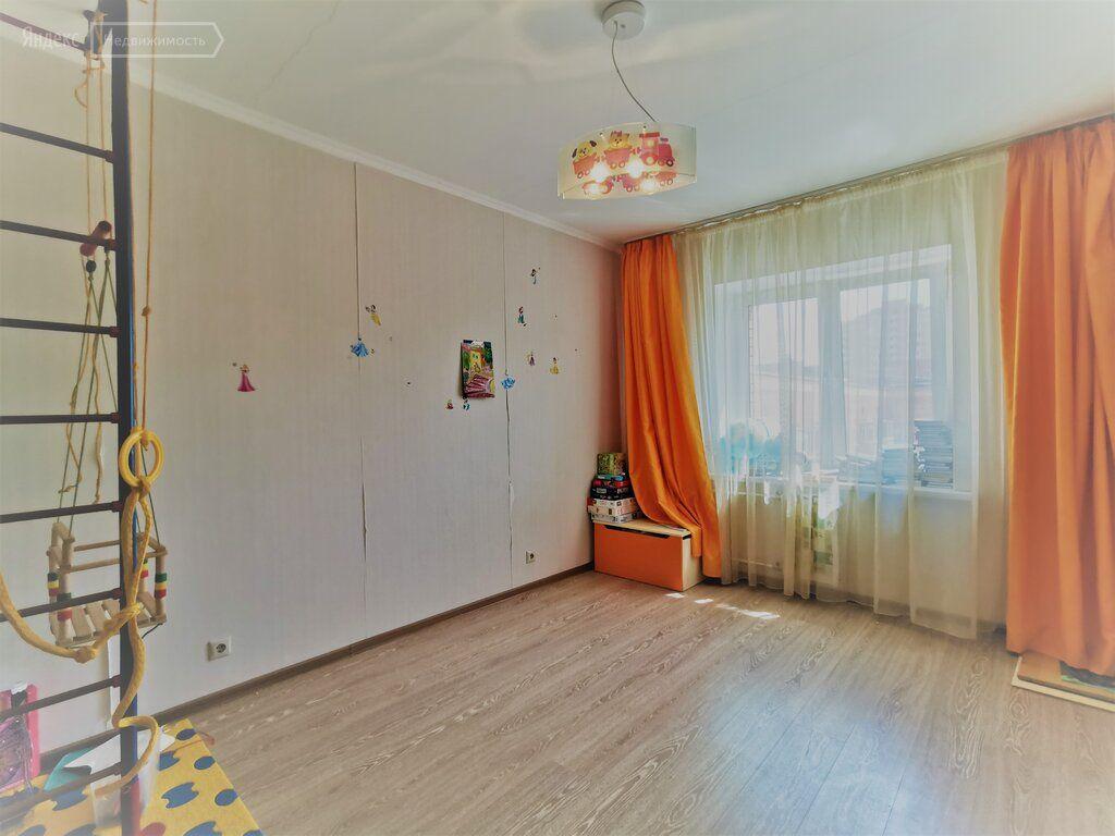 Продажа двухкомнатной квартиры дачный посёлок Лесной Городок, Грибовская улица 6, цена 7950000 рублей, 2021 год объявление №655931 на megabaz.ru