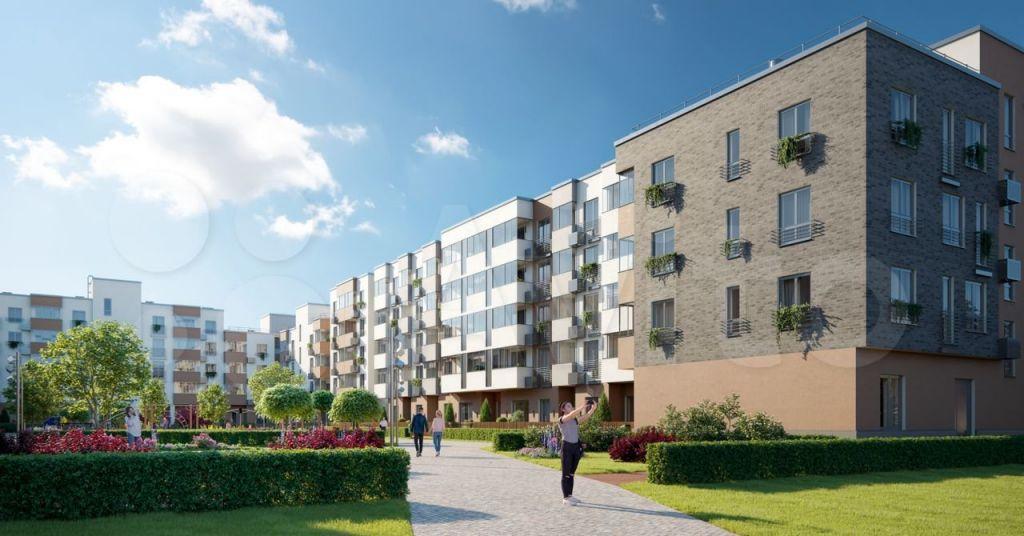 Продажа двухкомнатной квартиры село Перхушково, цена 3750000 рублей, 2021 год объявление №621942 на megabaz.ru