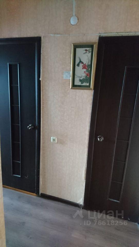 Продажа однокомнатной квартиры поселок Авсюнино, улица Ленина 11, цена 1950000 рублей, 2021 год объявление №655993 на megabaz.ru