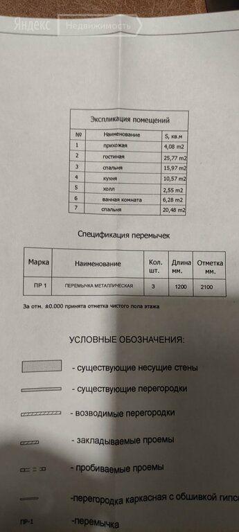 Продажа трёхкомнатной квартиры Москва, метро ВДНХ, улица Академика Королёва 5, цена 29800000 рублей, 2021 год объявление №655933 на megabaz.ru