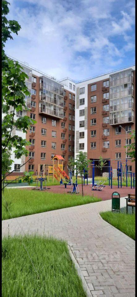 Продажа однокомнатной квартиры деревня Елино, цена 3400000 рублей, 2021 год объявление №656343 на megabaz.ru