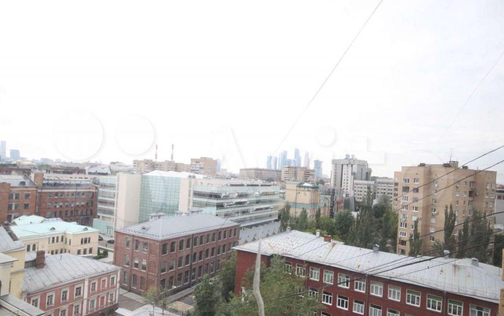 Продажа однокомнатной квартиры Москва, метро Парк культуры, Зубовский проезд 3, цена 19000000 рублей, 2021 год объявление №663455 на megabaz.ru