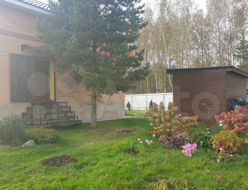 Продажа дома Ликино-Дулёво, Придорожная улица, цена 4500000 рублей, 2021 год объявление №670221 на megabaz.ru