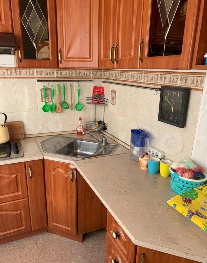 Аренда однокомнатной квартиры поселок Глебовский, улица Микрорайон 16, цена 13000 рублей, 2021 год объявление №1437562 на megabaz.ru